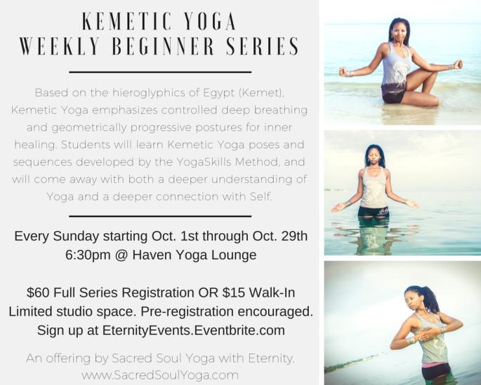 Kemetic Yoga Beginner Series