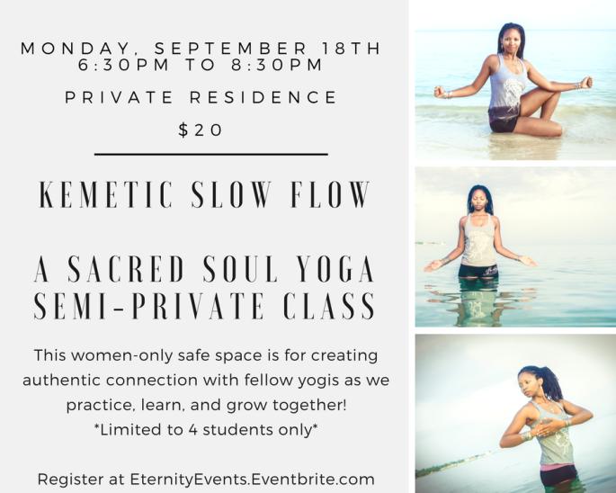 Sacred Soul Yoga Semi-Private